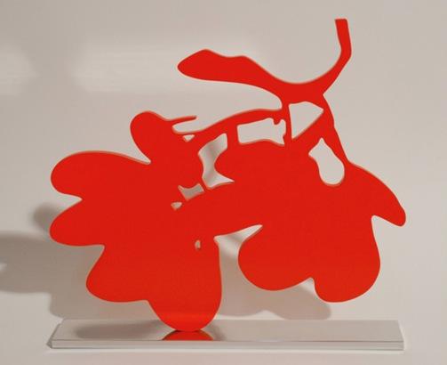 Red Lantern Flower